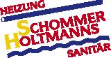 Heizung & Sanitär Schommer + Holtmanns GmbH & Co. KG Logo